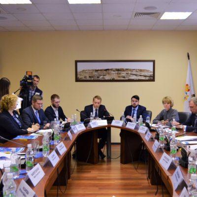Круглый стол РСПП в Нижнем Новгороде
