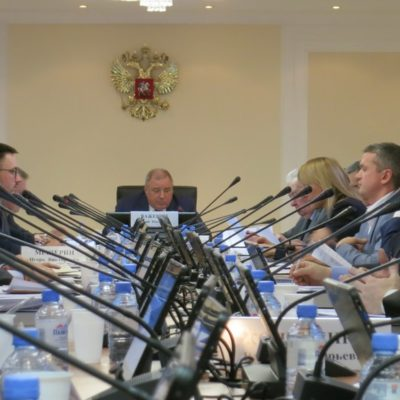В Совете Федерации прошёл круглый стол