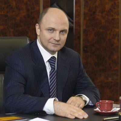 День рождения Олега Аксютина