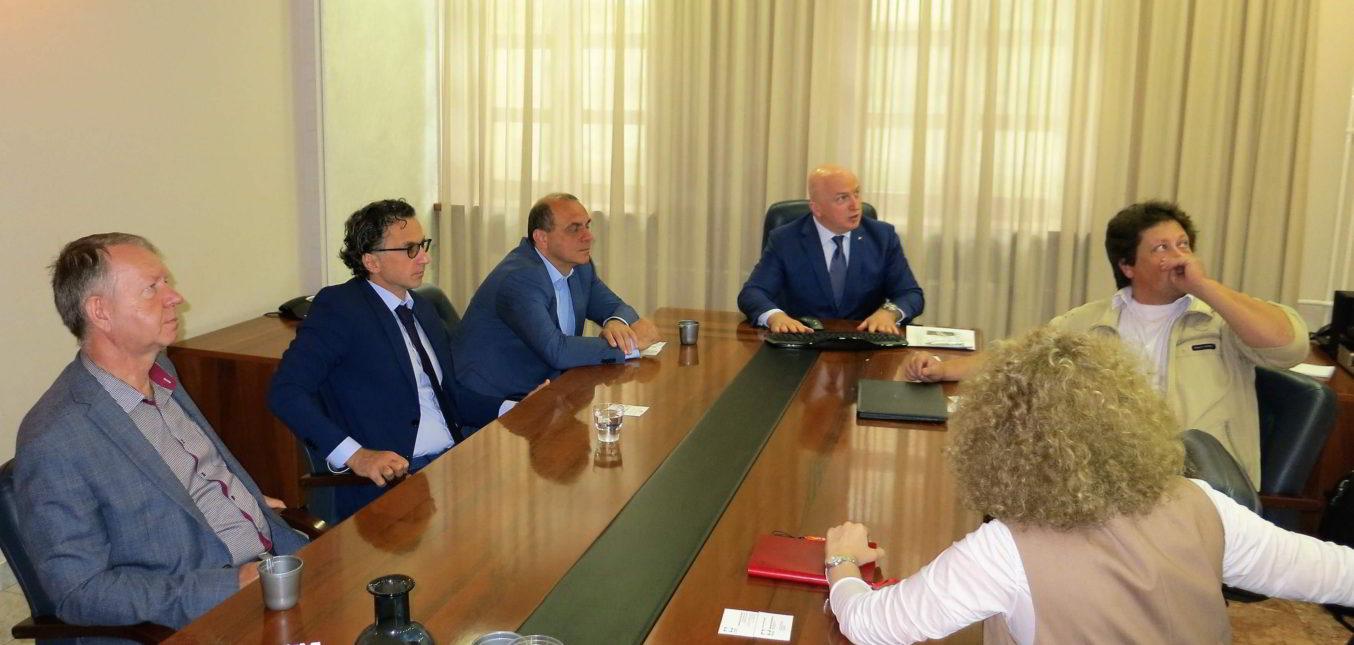 Проект УМК - встреча со специалистами ГК Ростех