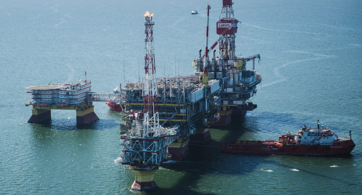 Сегодня день нефтяника