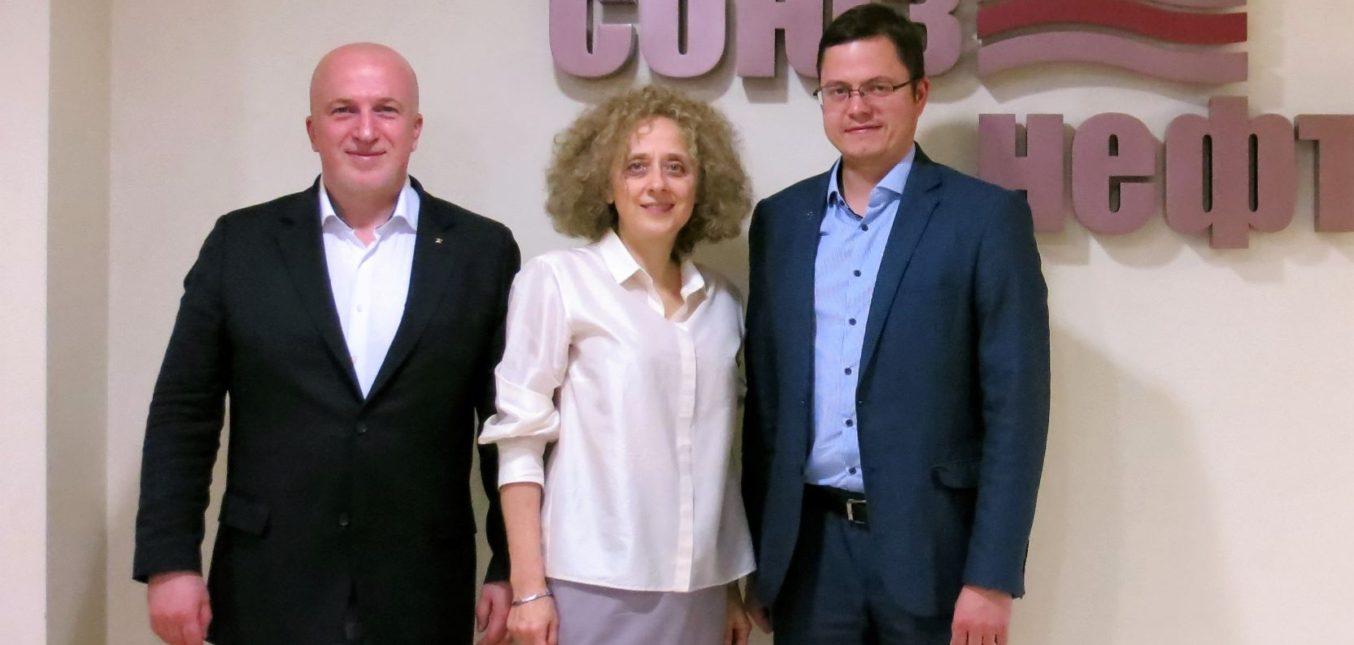 Встреча с представителем КФУ в Москве