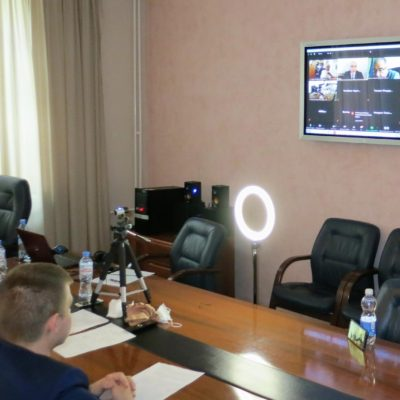 "Веб-семинар по проекту ""Схема Превращения углеводородов"""