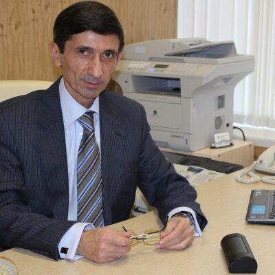 Юбилей Рашида Насирова