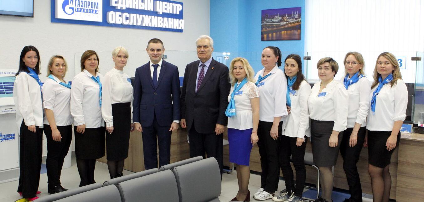 Делегация Союза нефтегазопромышленников посетила Казань